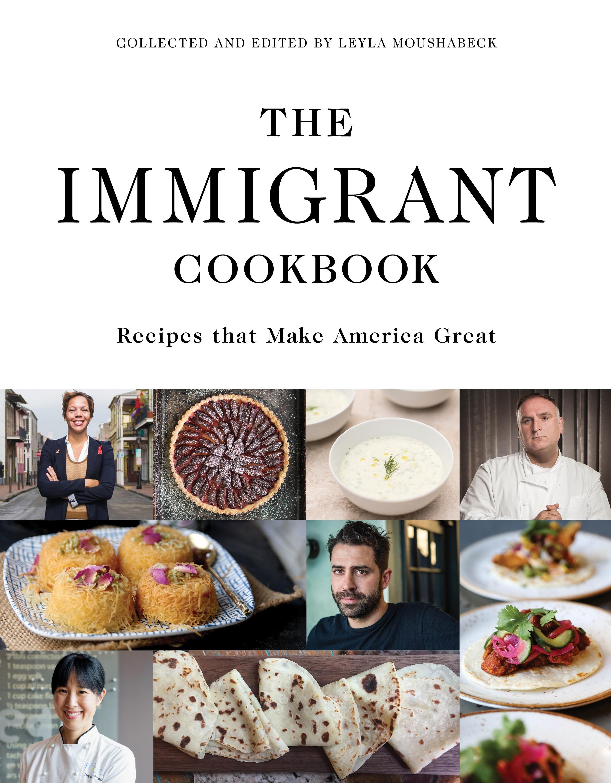 The immigrant cookbook
