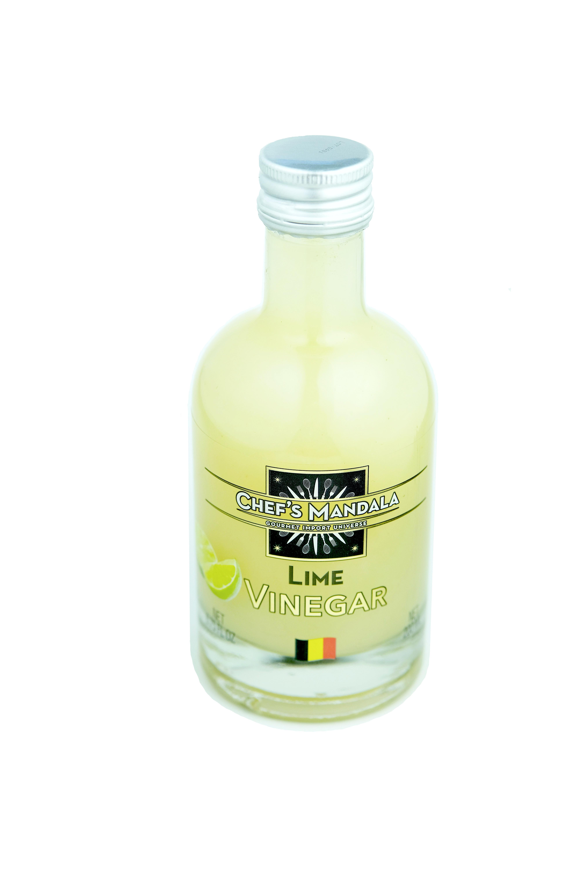 Chef's Mandala lime vinegar