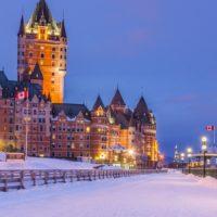 Quebec Chateau Canada
