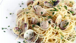 Spaghetti & Clam Sauce