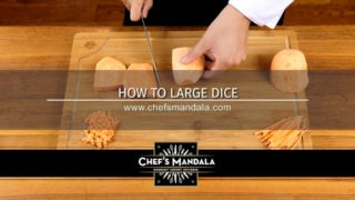 HOW TO LARGE DICE