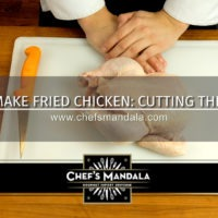 Lesson 107 – How to Cut a Chicken