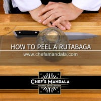 Lesson 14 – How to Peel a Rutabaga