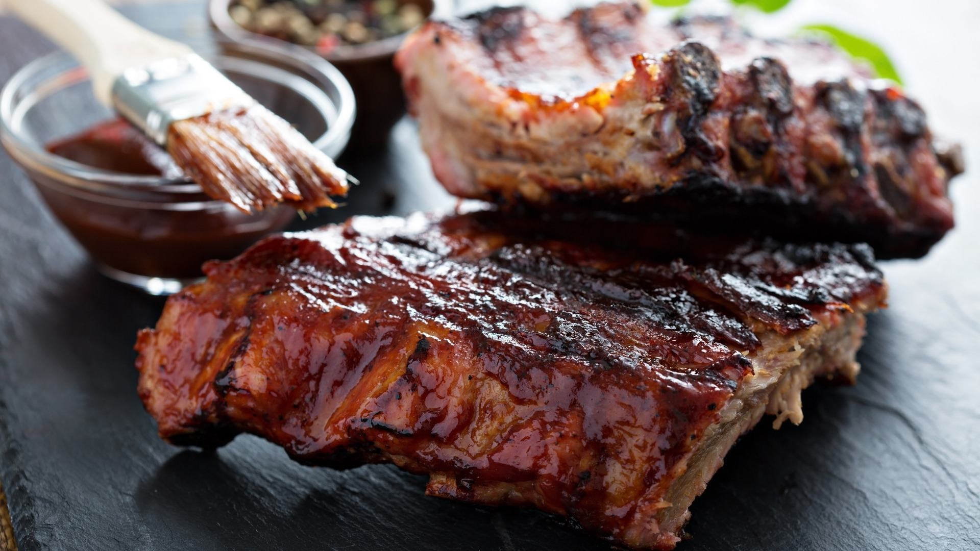 5 spice spare ribs