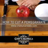 Lesson 59 – How to Cut a Pomegranate