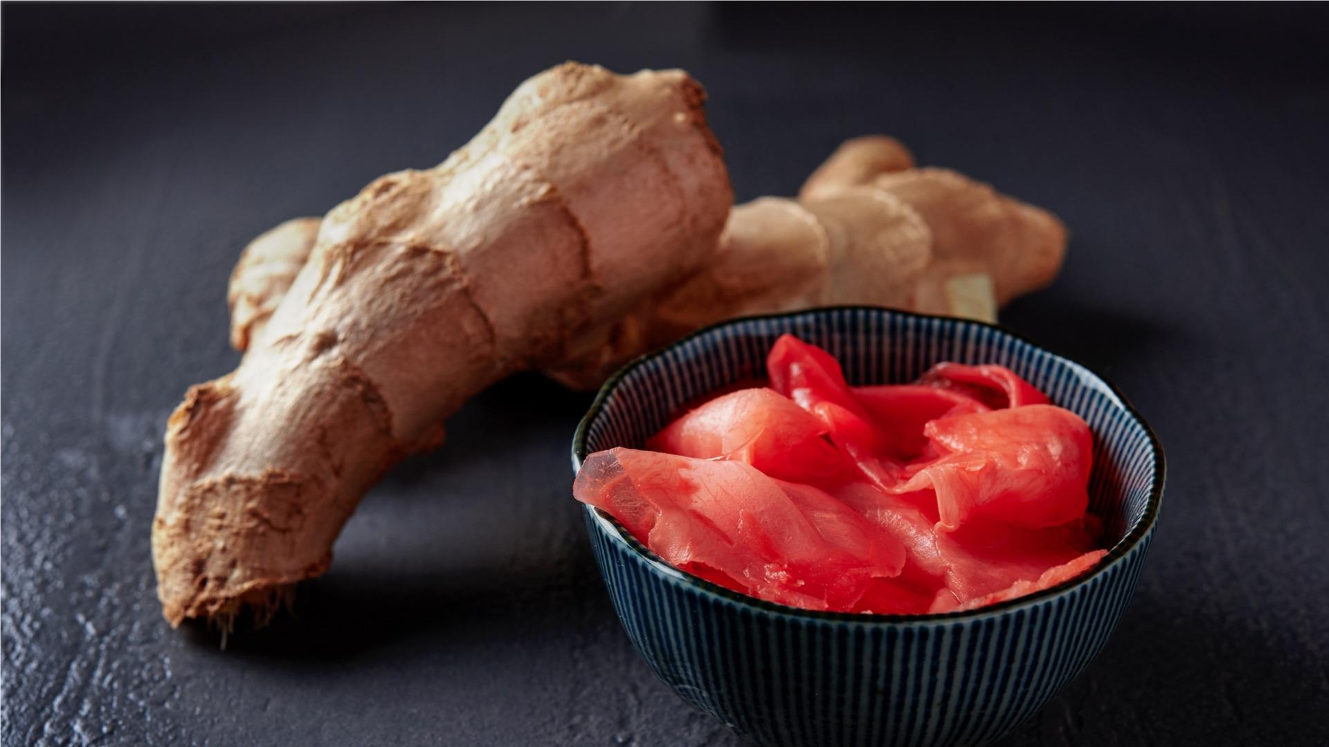 Japanese pickled ginger