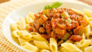 tomato zucchini sauce