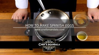 How to make Spanish eggs
