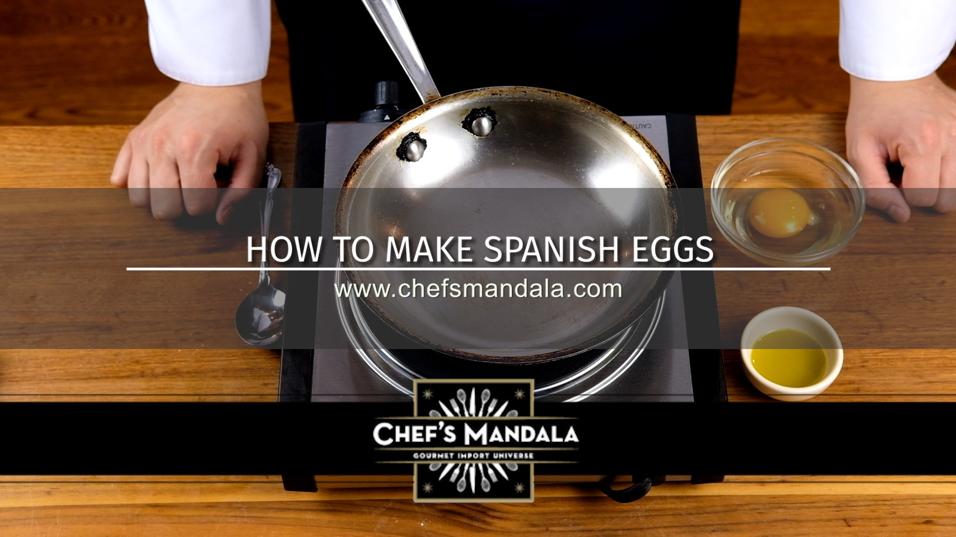 How to make Spanish eggs