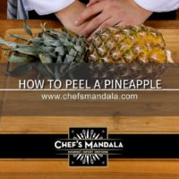 Lesson 24 – How to Peel a Pineapple