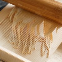 ARCHAEOLOGY OF PASTA – Chitarra