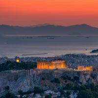 Acropolis I Greece