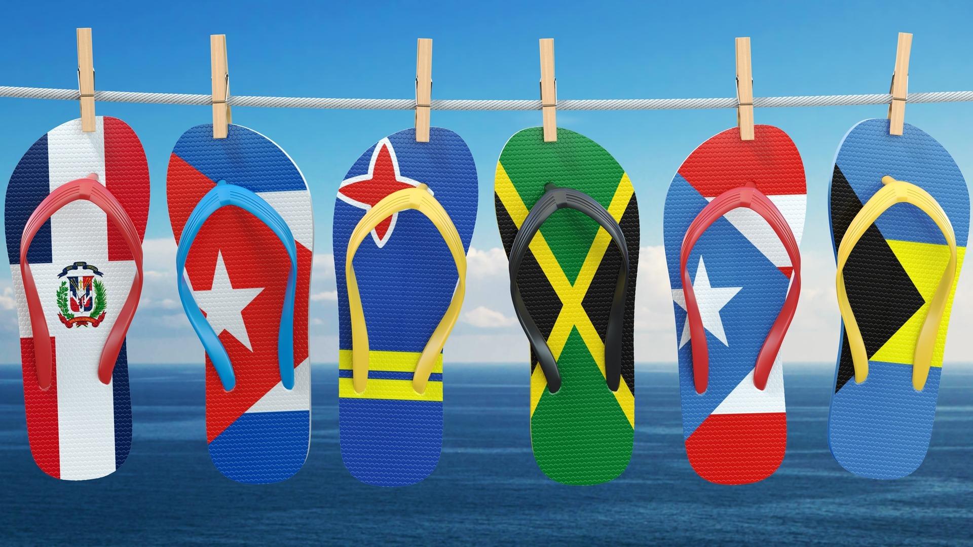 Flip Flops Flags
