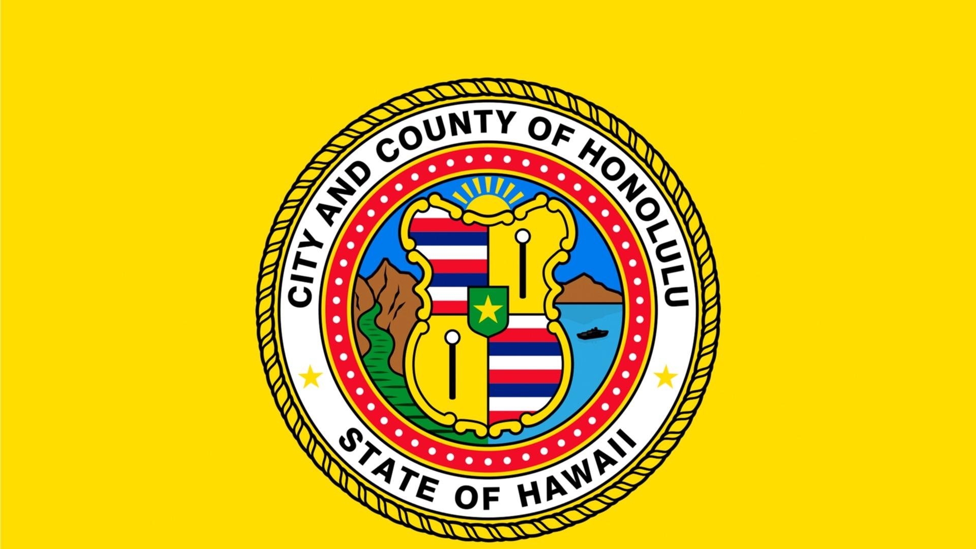 Honolulu City Seal