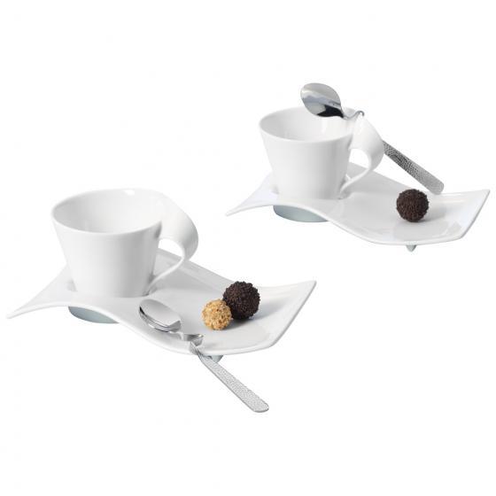 Villeroy-boch-new wave espresso cup set