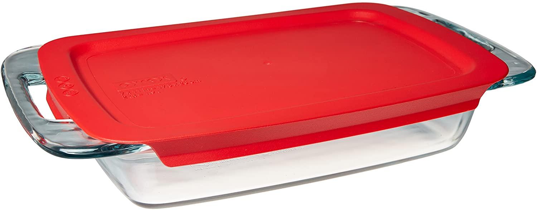 pyrex baking pan