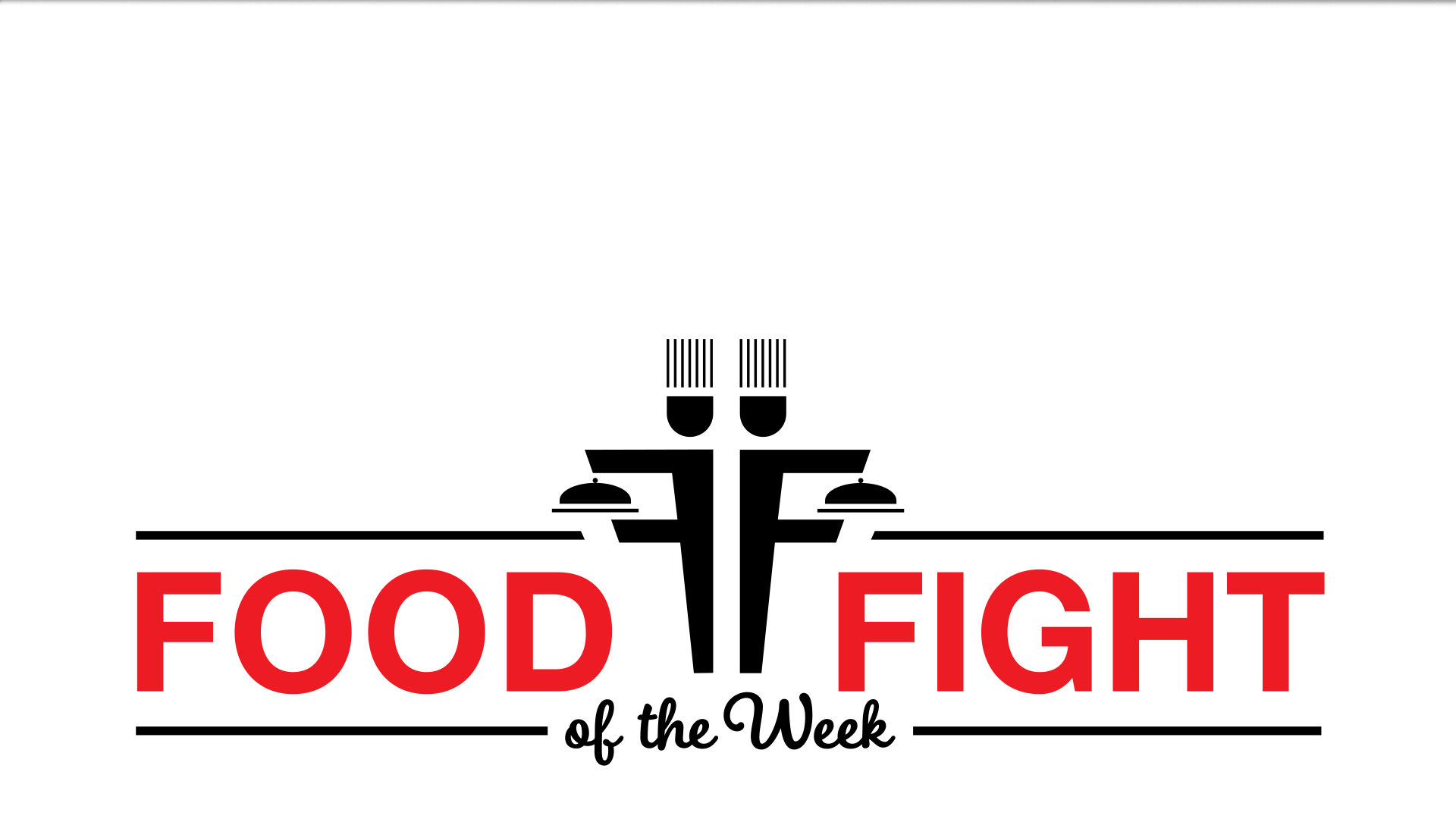Chef Mandala Food Fight of the Week Logo