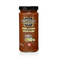 Chef's Mandala Molasses Mustard